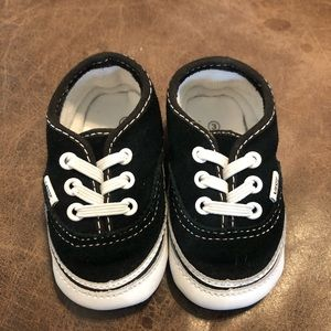 Vans size baby 3, perfect condition